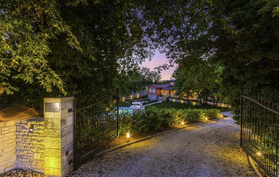 Villa Tre Colonne