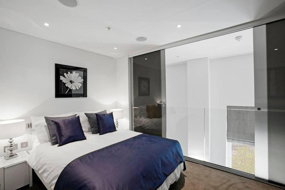 Apple Apartments Strand Bedroom