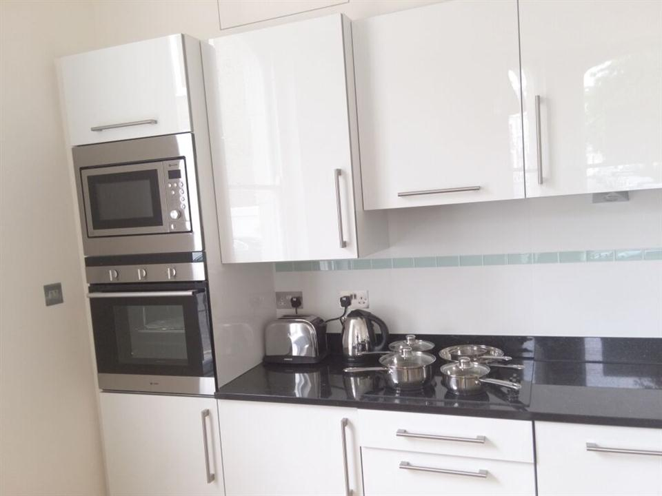 Apple Apartments Kensington Gardens Kitchen