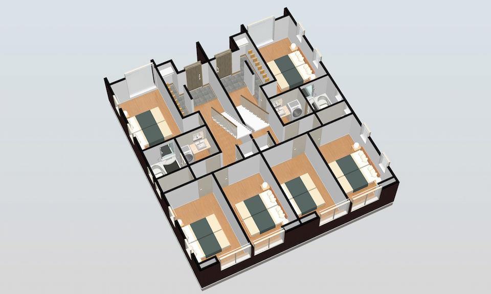 Villa Wellstone O'Sam Hakuba Accommodation 5
