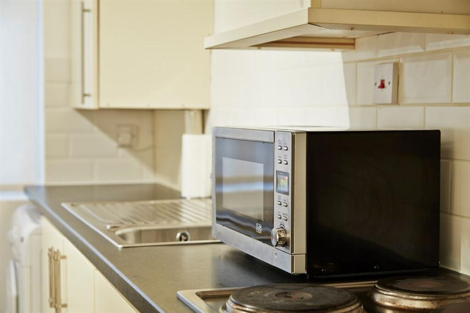 Apple Apartments East London Kitchen Appliances