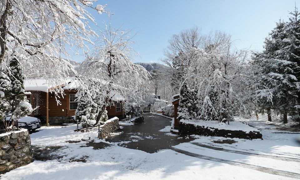 Hakuba Accommodation Canadian Lodge 2