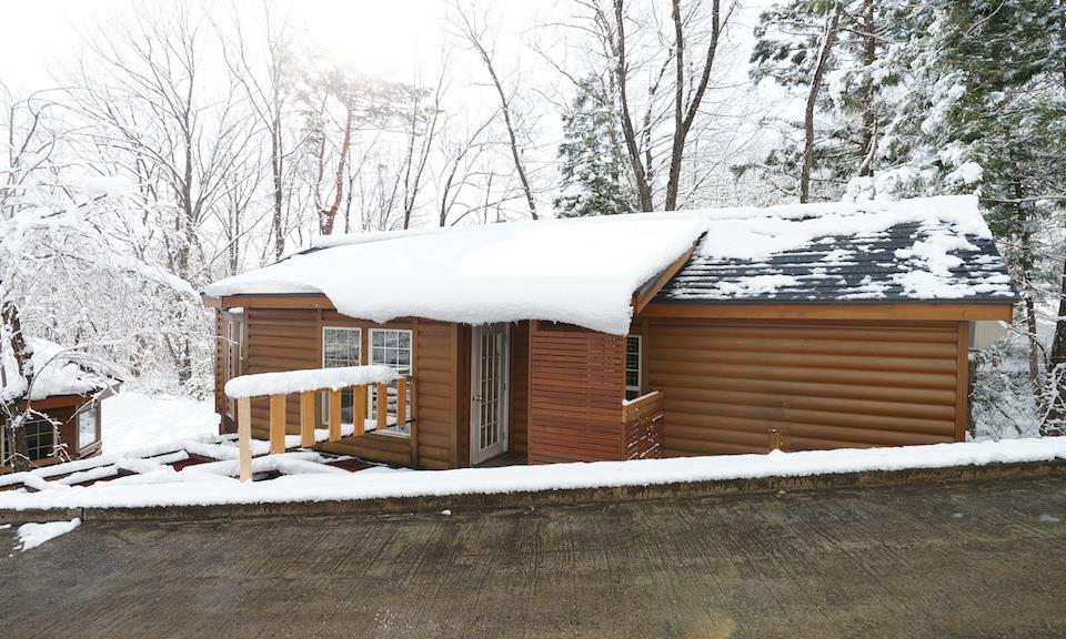 Hakuba Canadian Lodge 7 Cabin