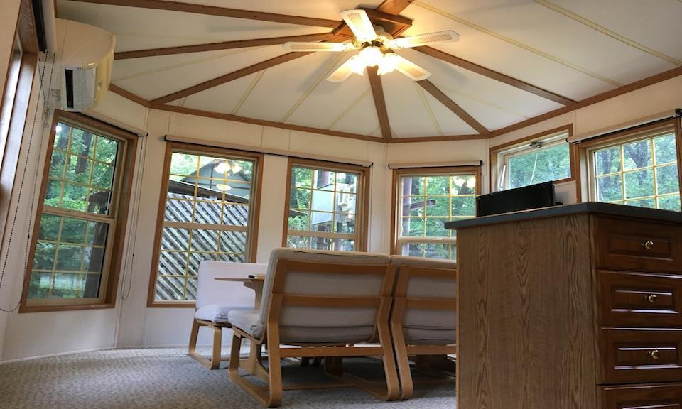 Hakuba Accommodation Canadian Lodge 9 Cabin