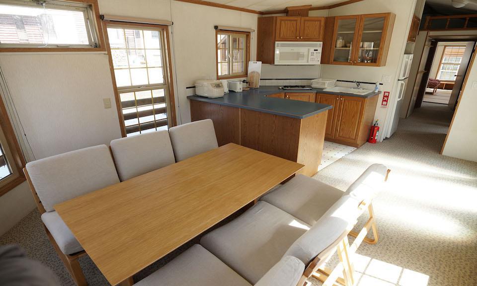 Hakuba Accommodation Canadian Lodge 11 Cabin
