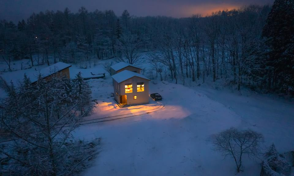 Mizuho Chalet Hakuba Accommodation 8'