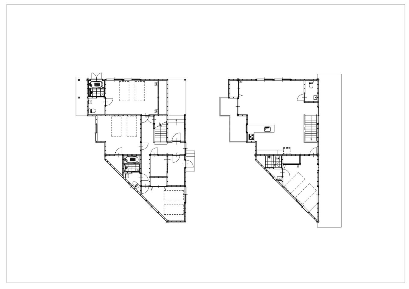 #floorplans 4 Bedroom C Chalet