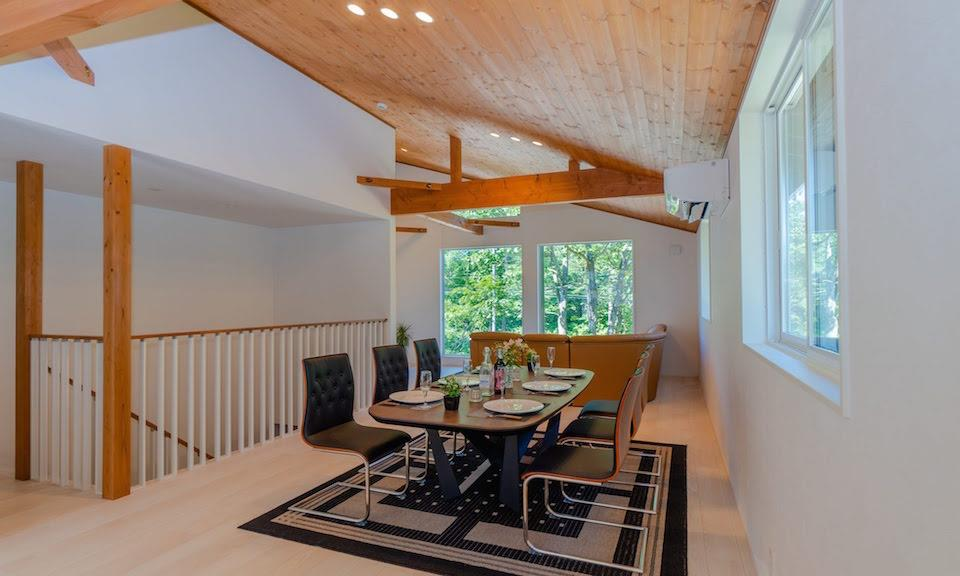 Villa Wellstone O'Sam Hakuba Accommodation 3