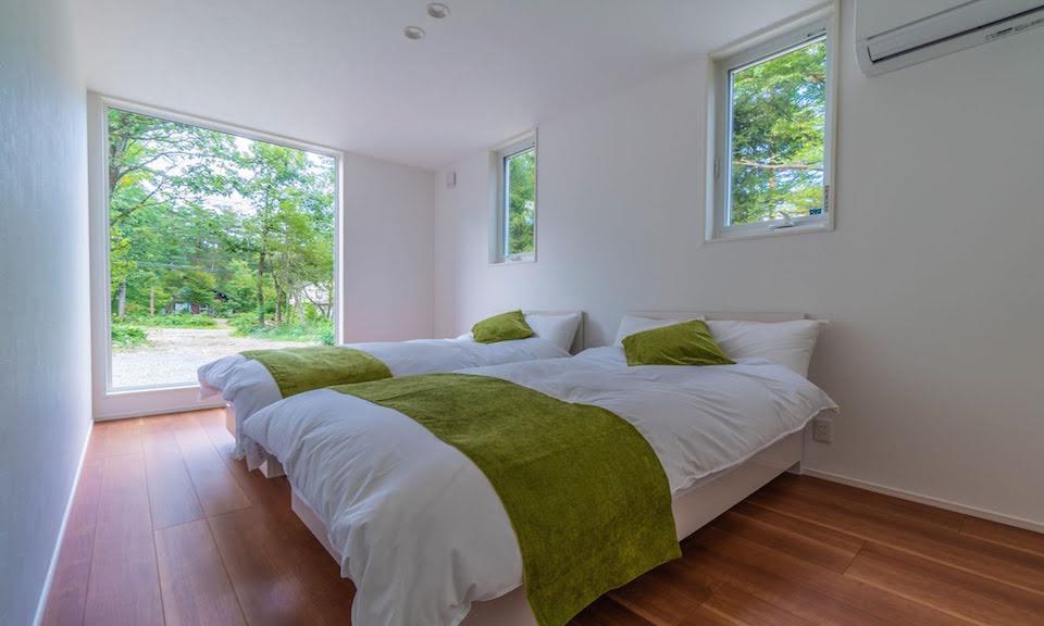 Villa Wellstone O'Sam Hakuba Accommodation 12