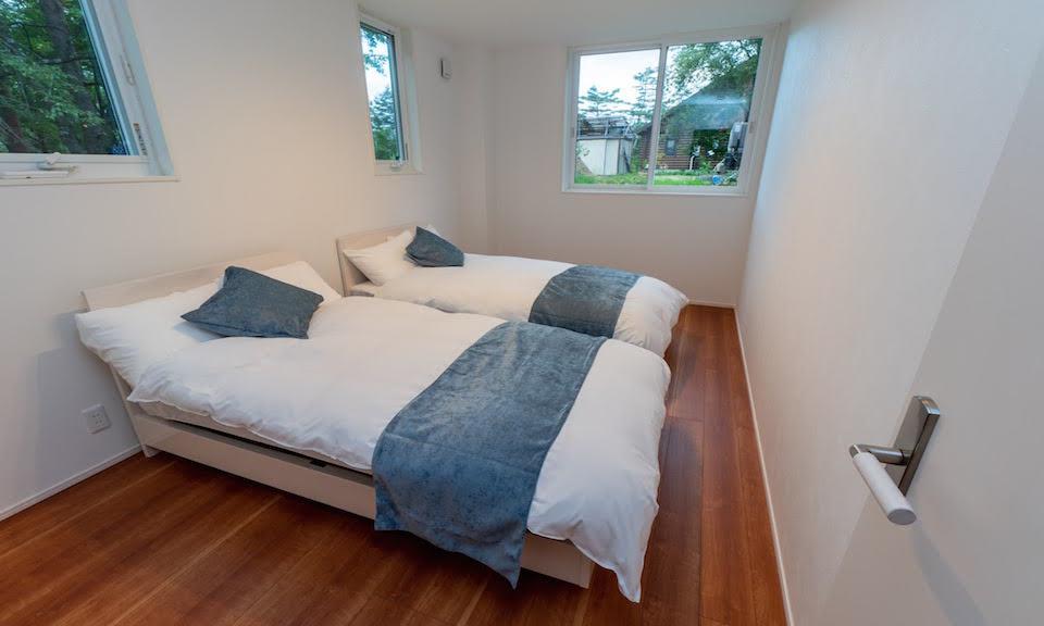 Villa Wellstone O'Sam Hakuba Accommodation 15