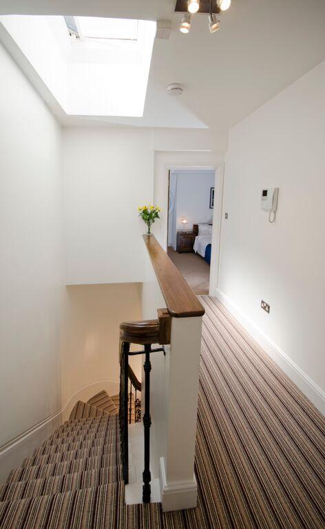 48 Bishopsgate Apartments Corridor
