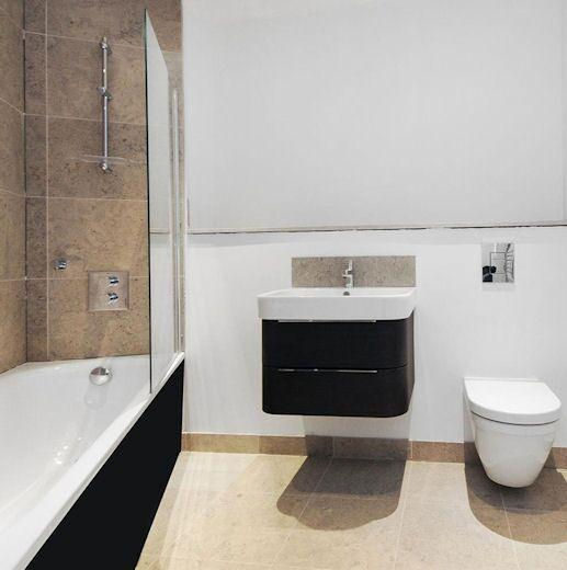 Banyan Wharf Apartments Bathroom