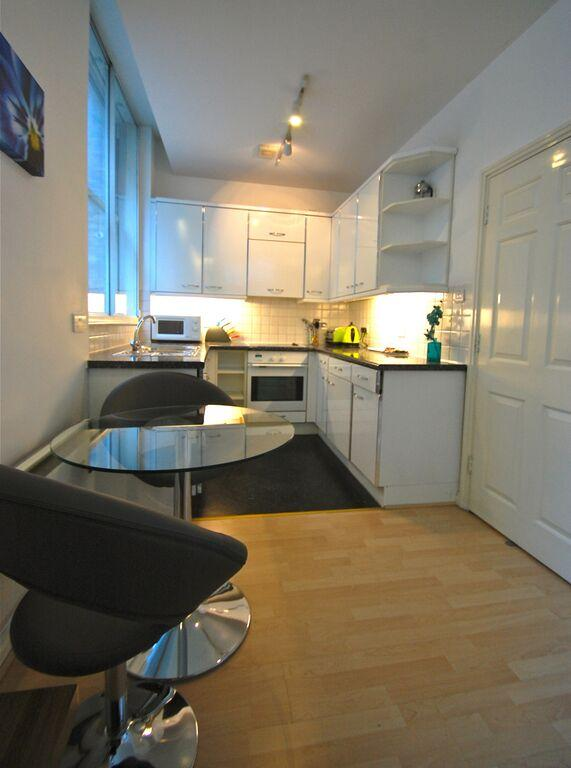 Priory House Apartments Kitchen and Dining Area
