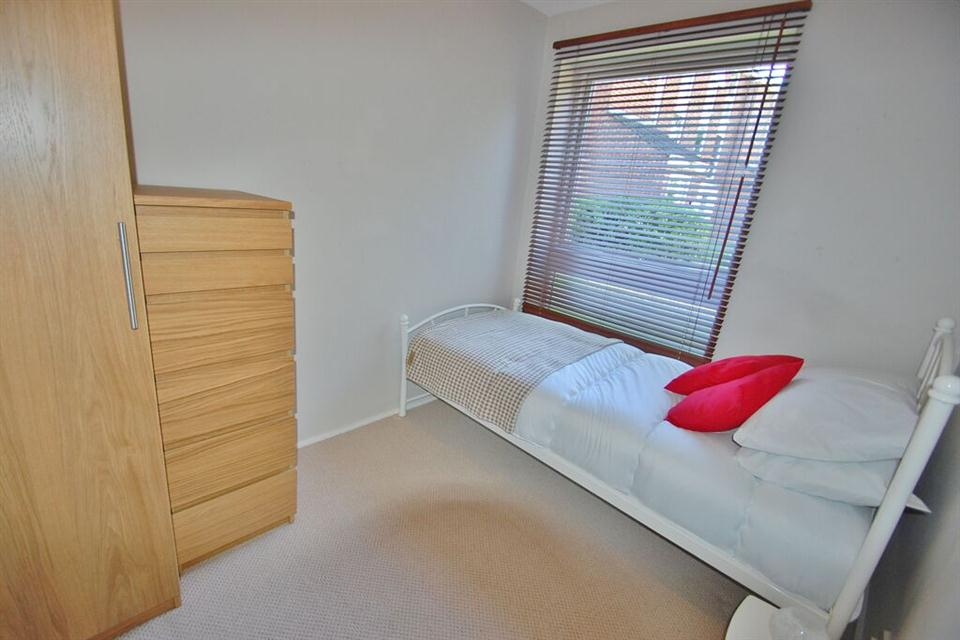 The Chiswick Apartment Bedroom