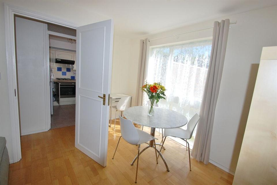 The Chiswick Apartment Dining Area