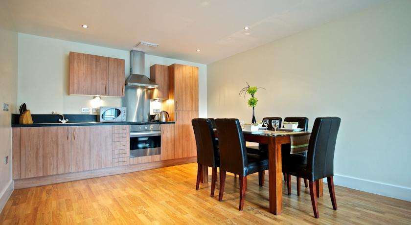 Staycity Serviced Apartments Birmingham Arcadian Apartments