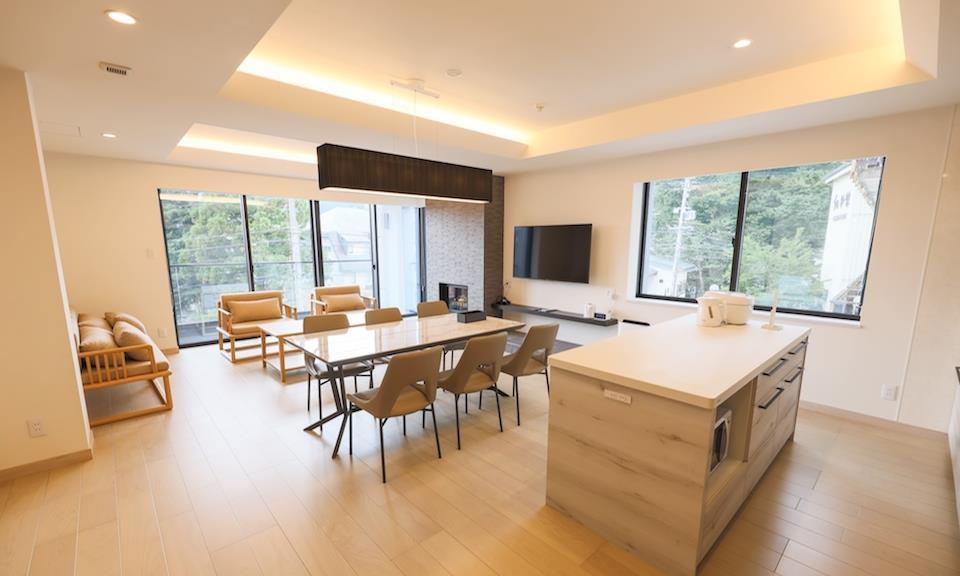 Phenix Hakuba Accommodation 4
