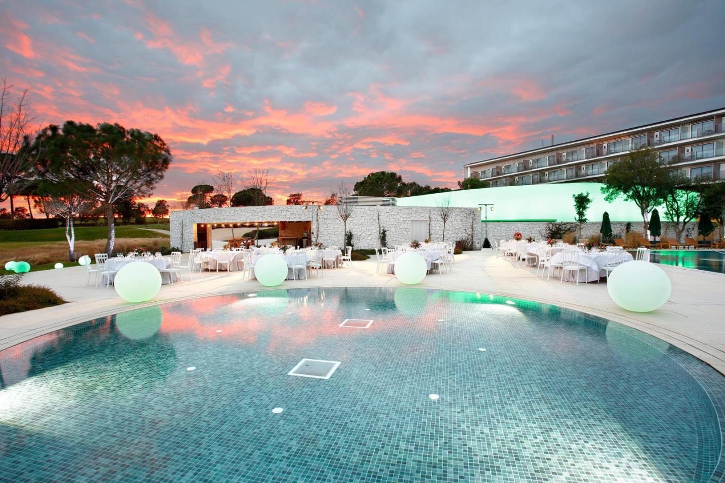 Hotel Camiral at PGA Catalunya Resort - 7 nights & 5 rounds