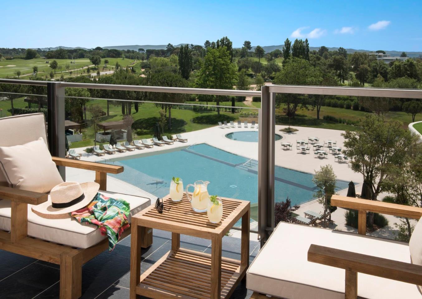 Hotel Camiral at PGA Catalunya Resort - 5 nights & 4 rounds