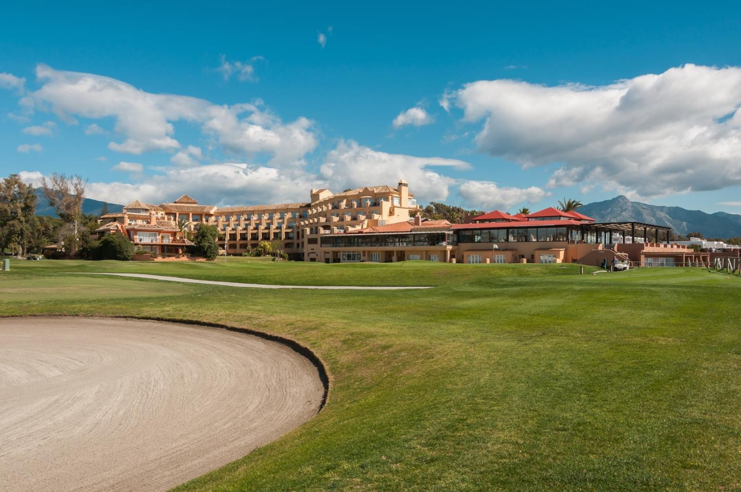 Hotel Guadalmina Spa & Golf Resort - 3 Nights & 2 Rounds