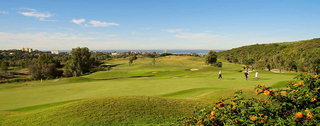 Hotel Los Monteros 5* - 3 Nights & 3 Rounds