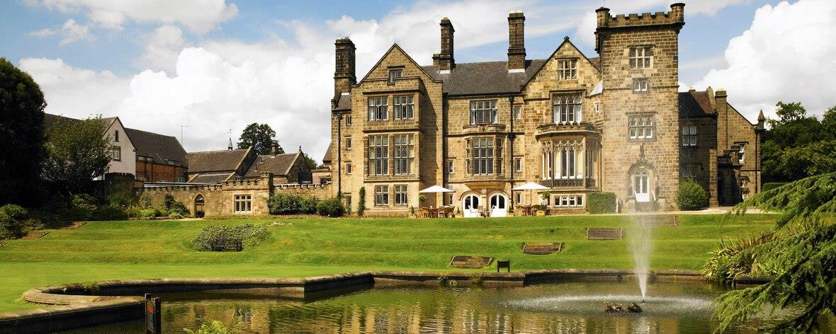 Breadsall Priory Marriott Hotel & Country Club 4*
