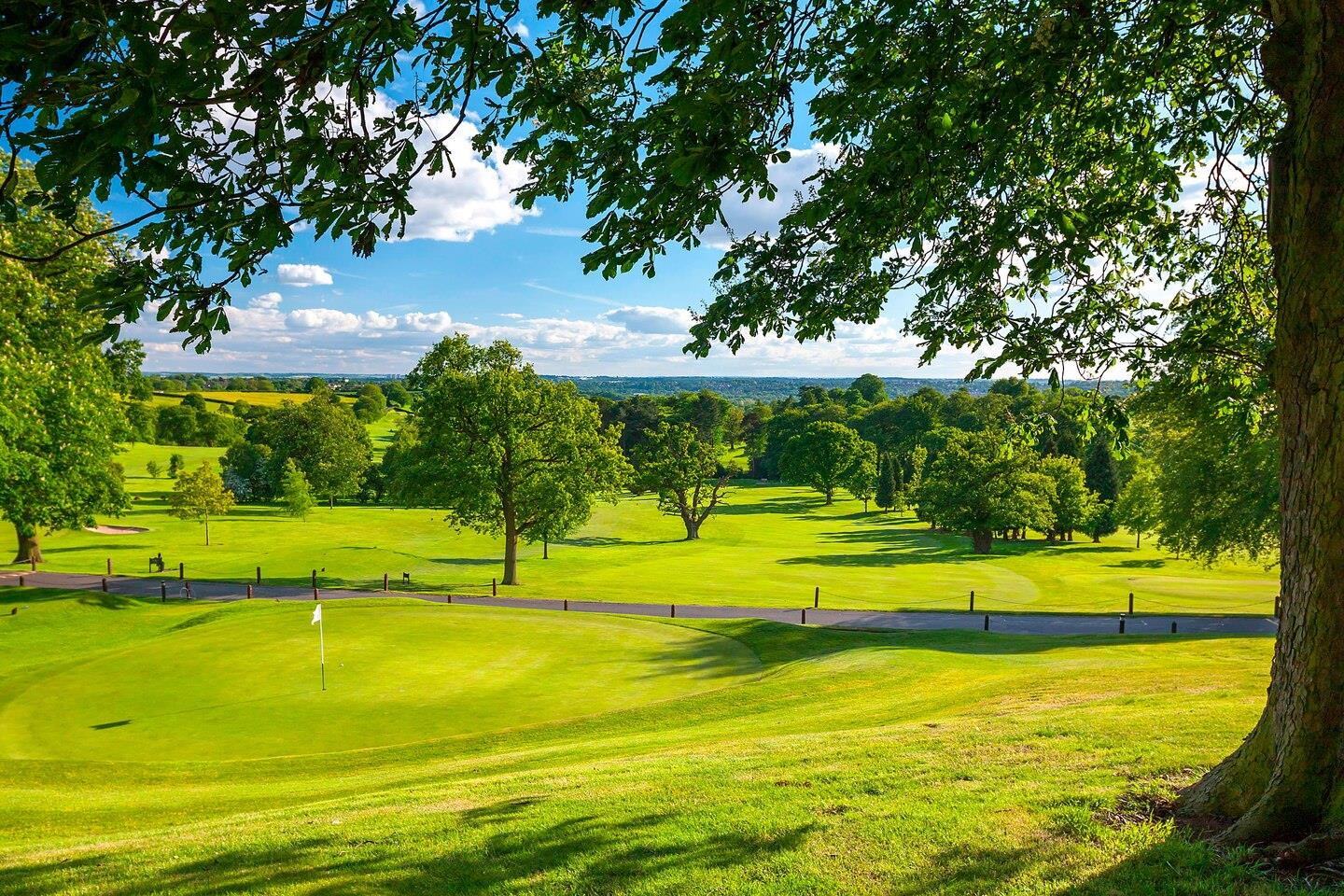 Breadsall Priory Marriott Hotel & Country Club 4* - 1 Night Dinner Bed & Breakfast, 2 Rounds