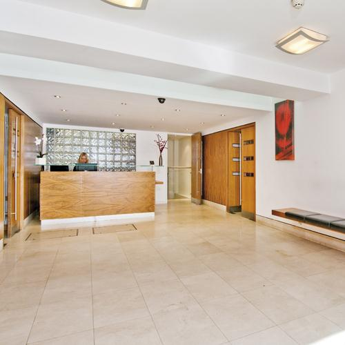 Roland House Reception