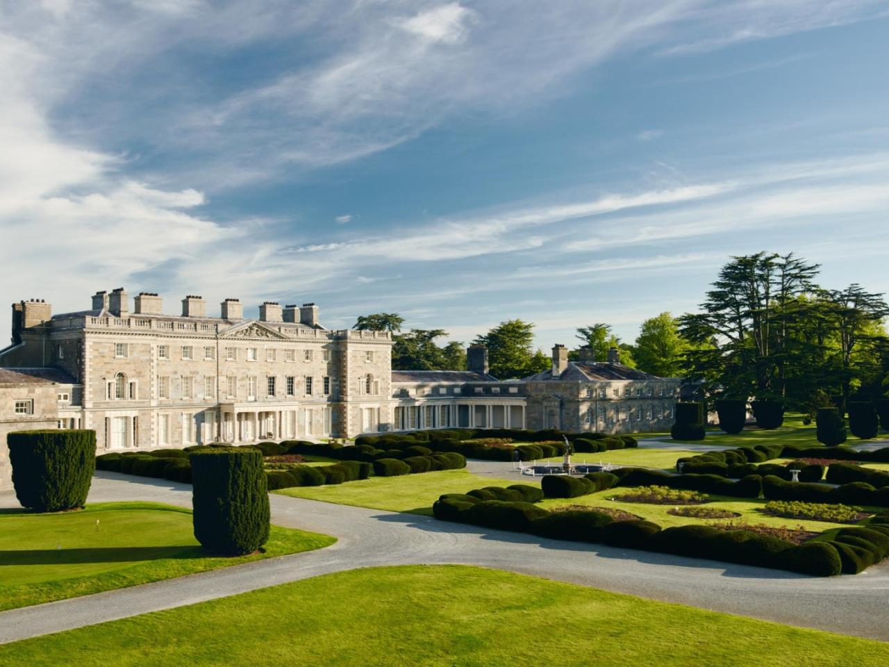 Carton House Hotel & Golf Club 4* - 1 Night Bed & Breakfast, 2 Rounds