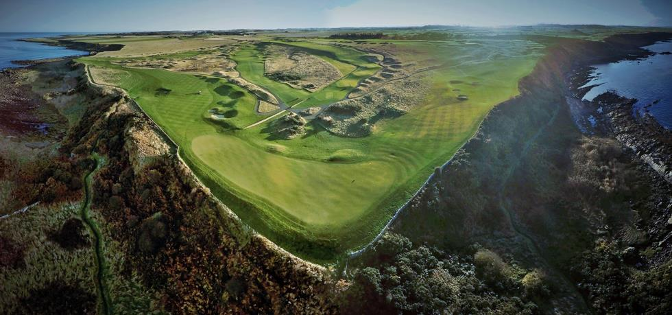 Fairmont St Andrews 5* - 1 Night Bed & Breakfast, Unlimited Golf