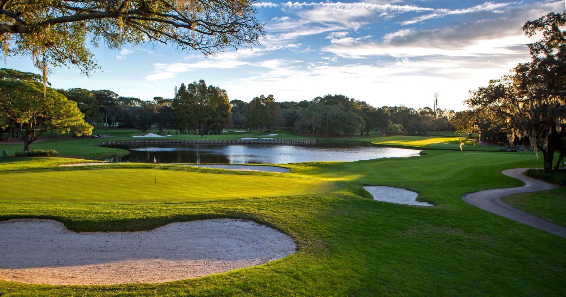 Innisbrook Resort and Golf Club 4* - 7 Nights Room Only, 4 Rounds (Including The Copperhead Course)