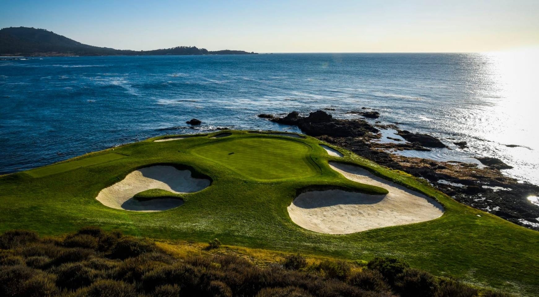 The Lodge at Pebble Beach 5* - 3 Nights Room Only, 2 Rounds