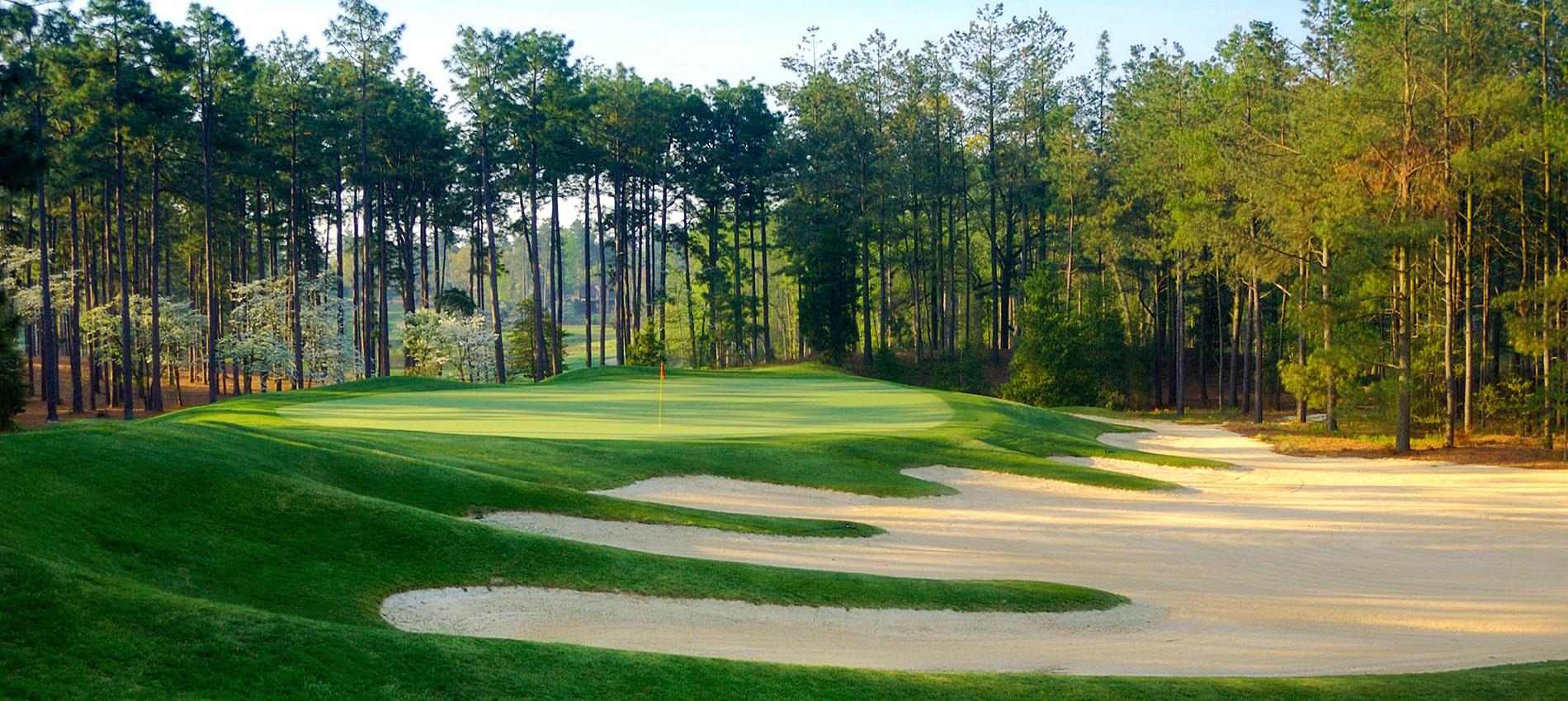 The Holly Inn at Pinehurst 5* - 5 Nights Bed & Breakfast, 3 Rounds