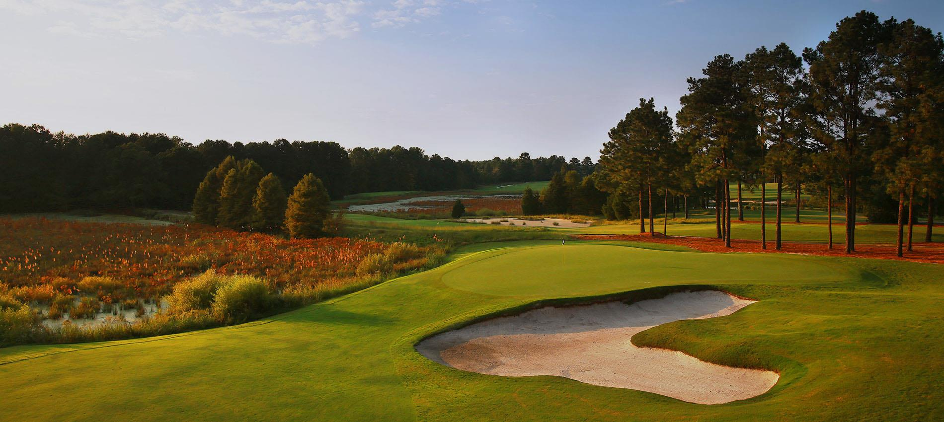 The Carolina at Pinehurst 5* - 7 Nights Bed & Breakfast, 5 Rounds (Including Pinehurst No.2)