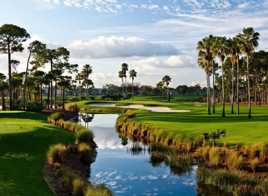 PGA National Resort & Spa 5* - 7 Nights Bed & Breakfast, 4 Rounds