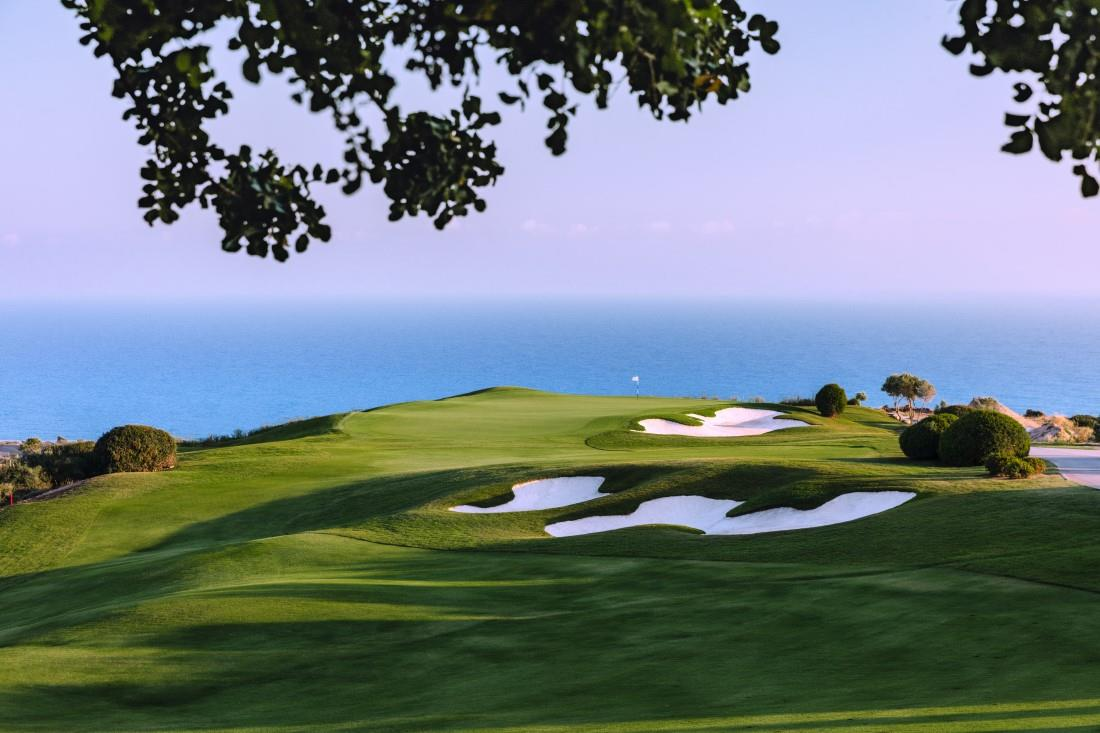Aphrodite Hills Hotel 5* - 5 Nights Bed & Breakfast, 3 Rounds
