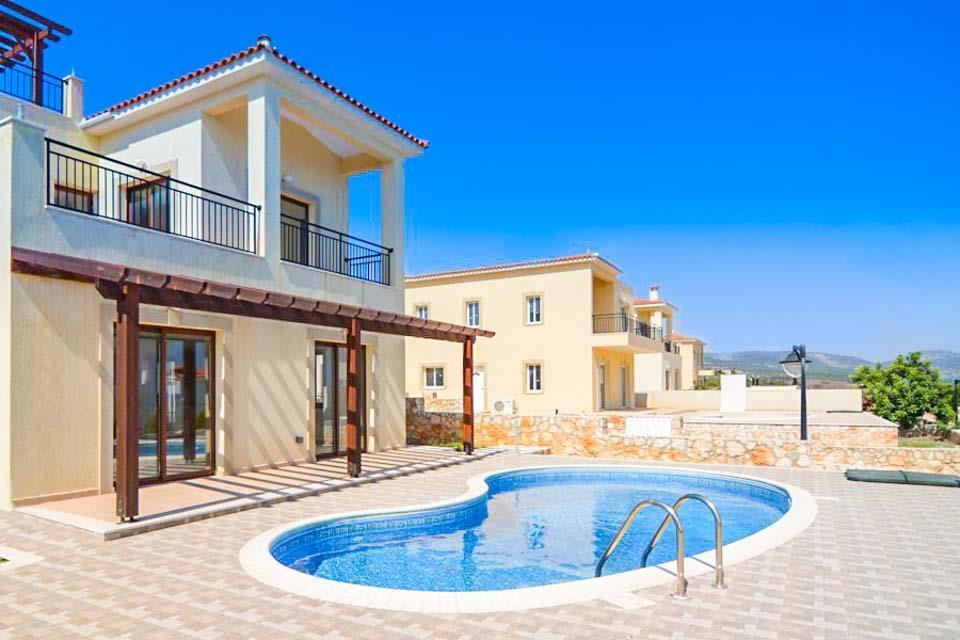 Prengos Sea View Villa