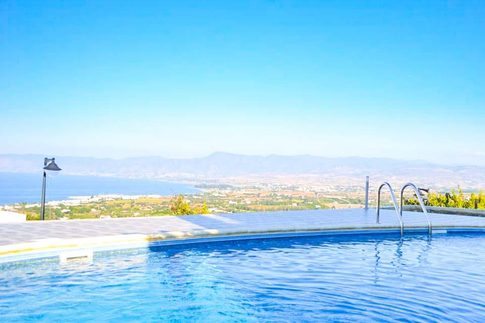Prengos Sea View Villa