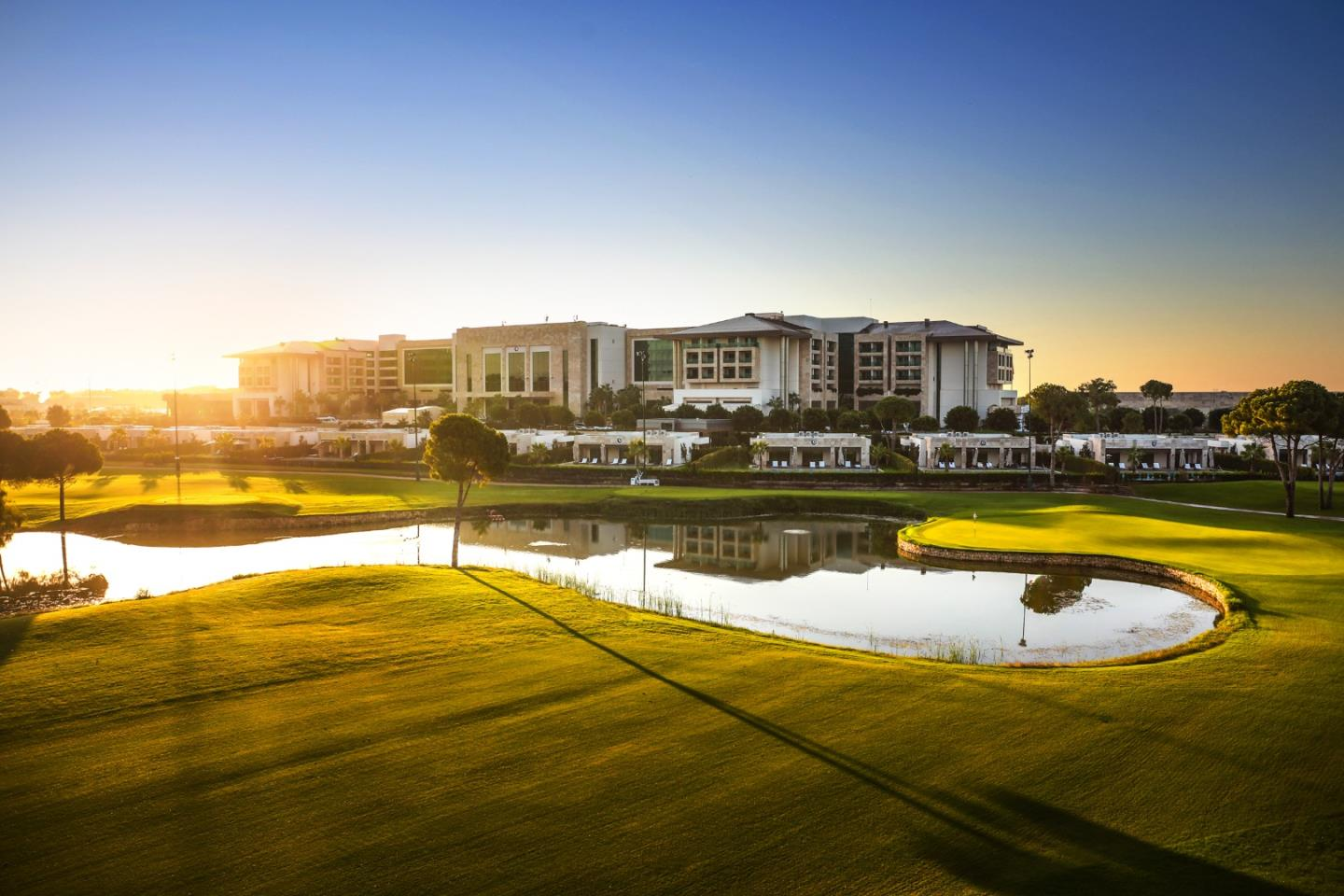 Regnum Carya 5* - 7 Nights All Inclusive, 2 Rounds