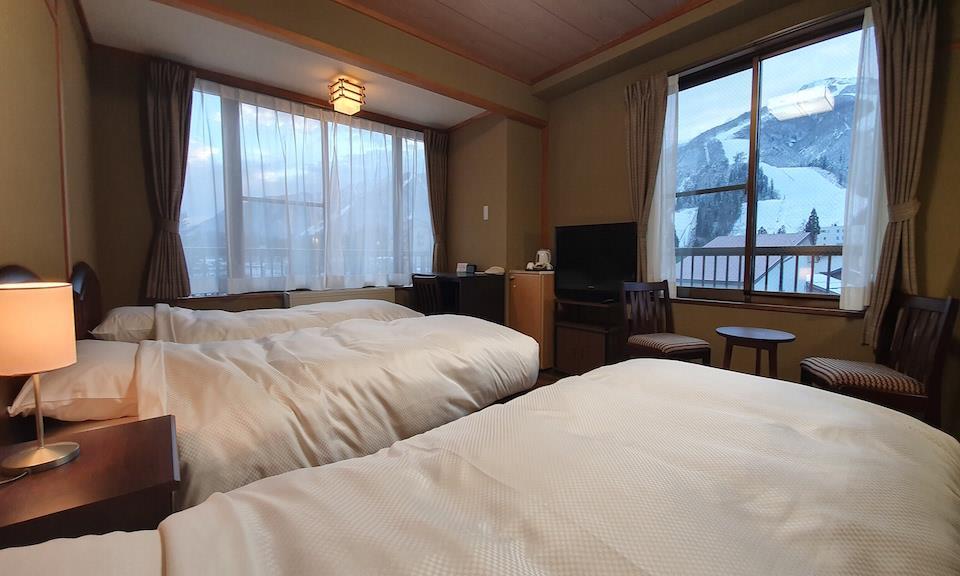 Kokoro Hotel Hakuba Accommodation 3