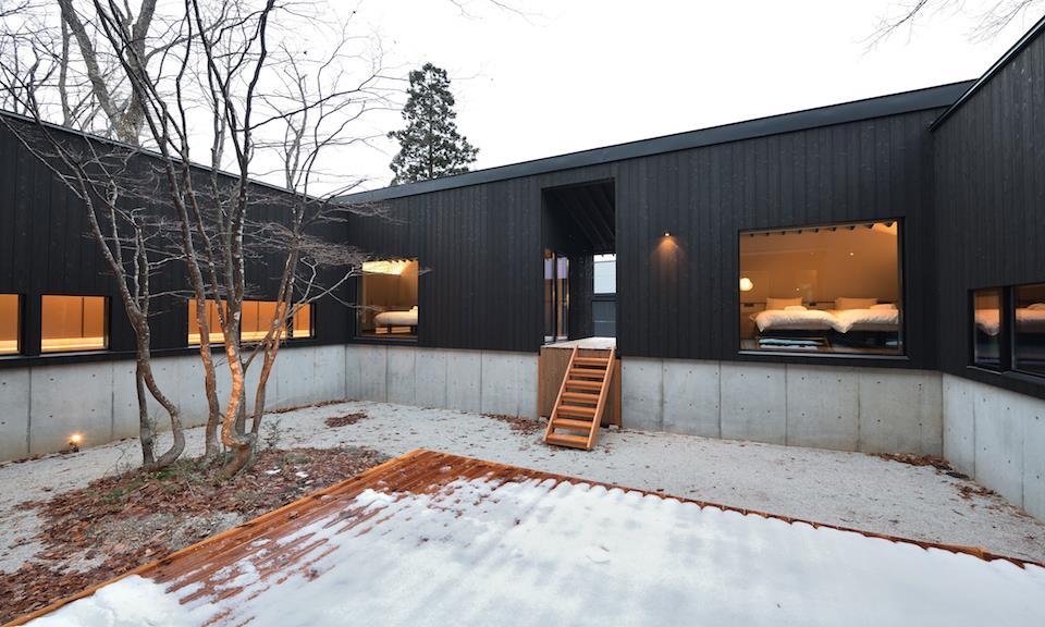Nivia Hakuba Accommodation 7