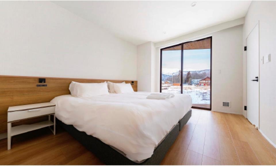 Alpinarc Chalet Hakuba Accommodation 6