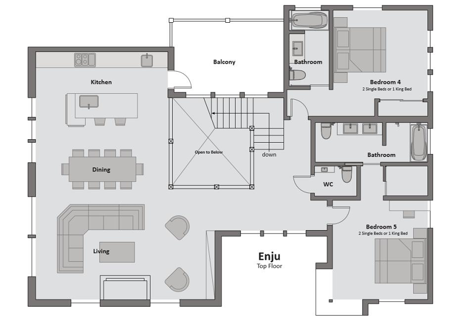 #floorplans Enju Top