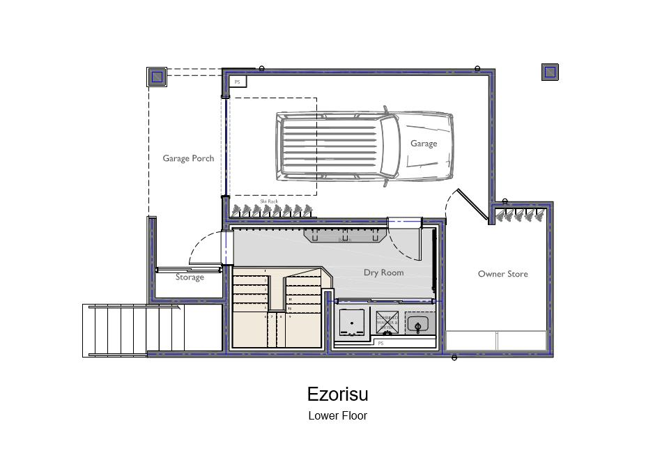 #floorplans Ezorisu Lower