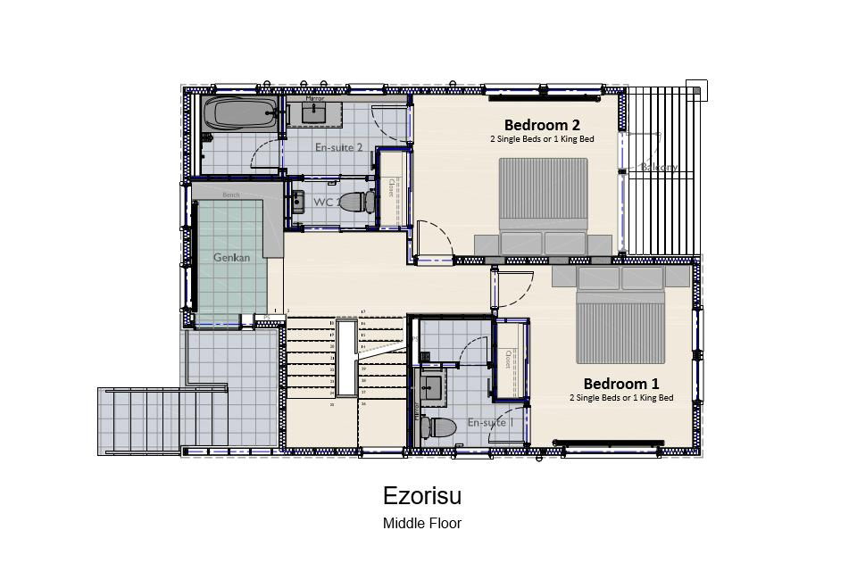 #floorplans Ezorisu Middle