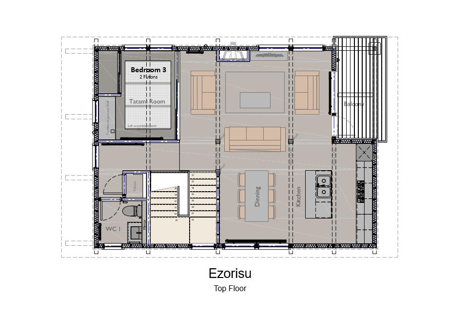 #floorplans Ezorisu Top