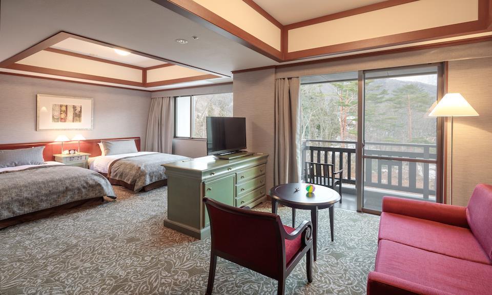 Tokyu Hotel Hakuba Accommodation 1