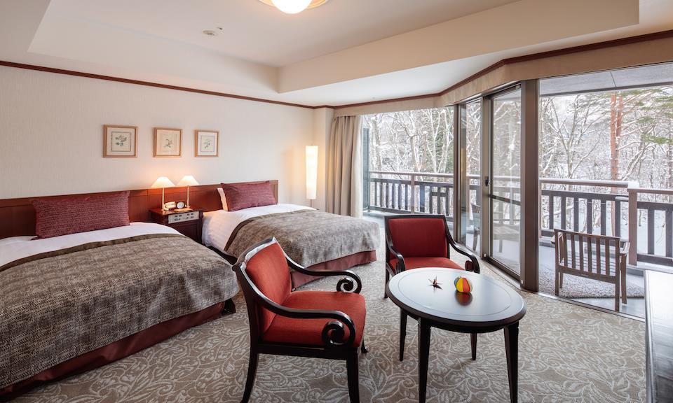 Tokyu Hotel Hakuba Accommodation 5
