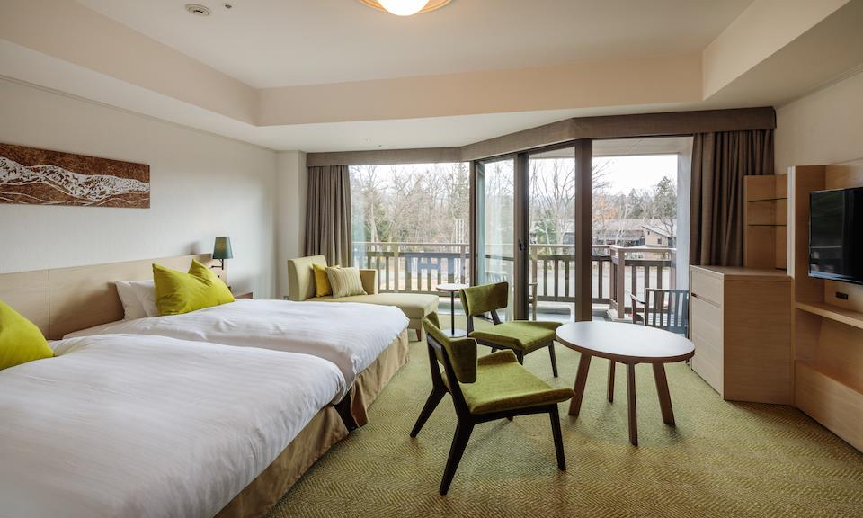 Tokyu Hotel Hakuba Accommodation 7