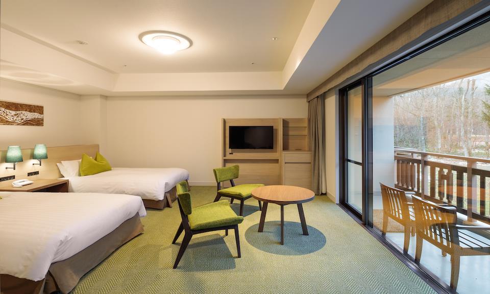 Tokyu Hotel Hakuba Accommodation 8